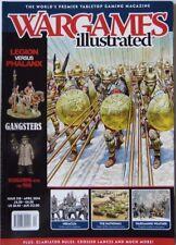 Wargames Ilustrado-edición 318 de abril de 2014-Legión frente a Falange