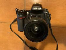 Nikon D700 DSLR Camera with AF NIKKOR Lens, Battery Pack & Memory Cards