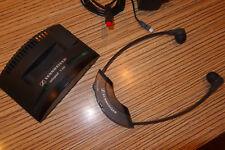 RI 250 Sennheiser Infrasport Mono Kopfhörer mit Funk . Alte Sammelrarität 3,5 mm