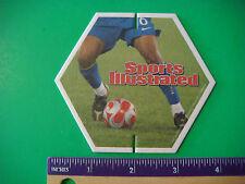 Beer Coaster: Ceveceria MODELO Especial ~ SPORTS ILLUSTRATED ~ Football (Soccer)