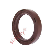40x55x8mm TC / R23 Double Lip Viton Rubber Metric Shaft Oil Seal with Spring