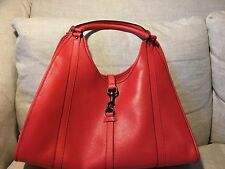 Brand New Red Gucci Tote Bag
