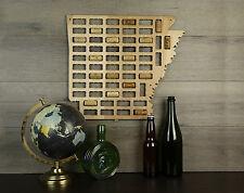 Wine Cork Traps Arkansas Wooden Wine Cork Organizer Holder Wall Decoration