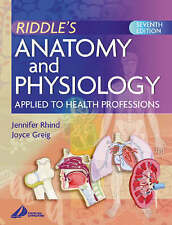 Anatomy and Physiology Applied to Health Professions, 7e, Rhind Bsc  Phd, Jennif