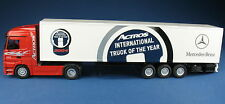 NZG 536 - Mercedes ACTROS 1858 Sattelzug Truck of the Year 2004 - 1:50 - NEU LKW