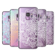 OFFICIAL MICKLYN LE FEUVRE LACE GEL CASE FOR SAMSUNG PHONES 1