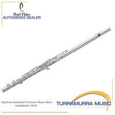 Pearl Flutes Quantz 505E1R Silver Premium Beginner Student Flute Split E