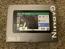 "NEW Garmin zumo XT 5.5"" Motorcycle GPS Navigator"