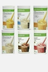 Herbalife Formula 1 Shakes in Different Flavours