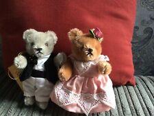 Hermann Original Bride And Groom Bears.
