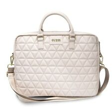 "Guess Luxury Bag Laptoptasche / Notebook Tasche bis 15,6"" Gesteppt Aktentasche"