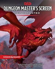 Dungeon Master s Screen Reincarnated