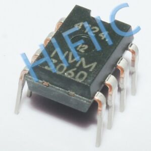 1PCS NVM3060 4096-Bit EEPROM DIP8