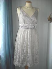NEU Cocktail Kleid *** malve *** rosa Spitze *** Abschlussball  Hochzeit  Gr. 40