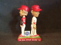 Mike Trout Los Angeles Angels double bobblehead / bobble head, MVP Awards