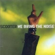 "SCOOTER ""WE BRING THE NOISE"" CD 12 TRACKS NEU"