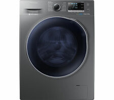 SAMSUNG ecoBubble WD90J6410AX/EU 9KG/6KG 1400 Spin Washer Dryer Graphite (W138)