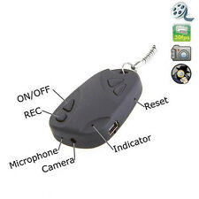Safety-Car-Key-808 Chain-Hidden-Camera-HD-Video-Recorder-8 gb support