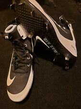 New listing New No Box Nike Alpha Huarache Elite (923428-011) Baseball Cleats Men's Size 16