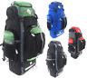 New 120L Large Hiking Camping Rucksack Backpack Travel Luggage Festival Bag Case