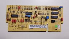 Leiterplatte 87483001440 (8748300144) Bosch Junkers