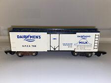 american flyer dairymen's league GPEX 788 Milk Box Car
