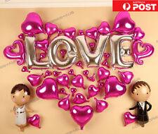 16 inch Foil Balloon Love Heart Wedding Engagement Valentine Party Decoration