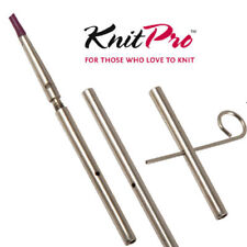 KnitPro Interchangeable Needle Cable Connectors - Symfonie Zing