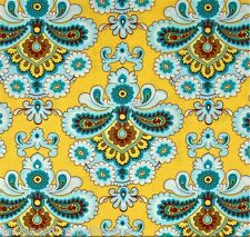 BELLE French Wallpaper in Mustard by Amy Butler* 100% cotton quilting fabric
