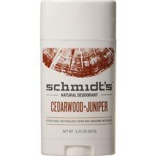 Schmidt's Natural Deodorant Cedarwood - Juniper 3.5 oz
