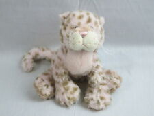 GANZ WEBKINZ STRAWBERRY CLOUD LEOPARD PLUSH ONLY NO INTERNET CODE STUFFED ANIMAL