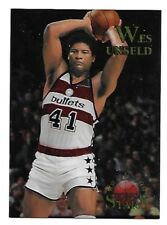 1996 Topps Stars Finest Wes Unseld #146