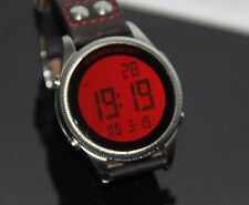 Emporio Armani Watch AR0537 Red Digital 48 mm Diameter