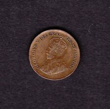 E44 CANADA 1c - 1 CENT COIN 1933 EXTREMELY FINE - CHARLTON $7.00
