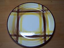 "Vernon Kilns Metlox CA USA ORGANDIE Set of 5 Luncheon Plates 9 5/8"""