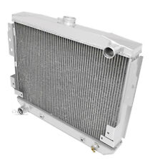 1978 Ford Mustang II Radiator with Electric Cooling Fans, 3 Row Champion,New