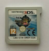 Monster Hunter 3 Ultimate (Nintendo 3DS) PAL CART ONLY
