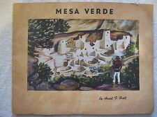1954 Mesa Verde The Green Tableland Booklet