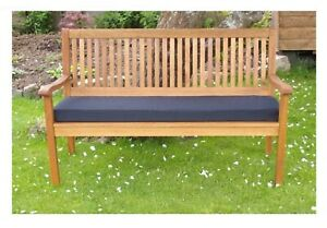 Outdoor Garden Bench Seat Cushion Covers Made To Measure - CUSTOMER ORDER