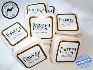 Goat Milk Honey Soap skin doctor Moisturizing Handmade bars anti germs Psoriasis