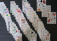 Creative Memories -Christmas/Wedding/Celebr ations Stickers - You Choose!