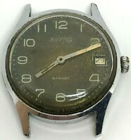 Ussr Wostok 18 Jewels Watch Vintage Vostok Soviet S Men Wrist Rare Mechanical