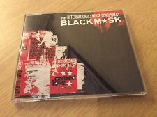 The International Noise Conspiracy Black Mask CD Single Mint 2004
