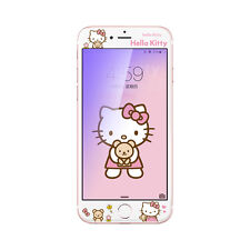 NEW Apple Iphone 6s/6plus/7/7plus Cartoon Screen Protector Privacy Glass