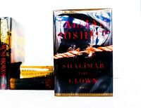 Shalimar The Clown:  A Novel by Salman Rushdie (2005) ~ 1st Edition Hardcover