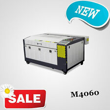 New ! 50W CO2 LASER ENGRAVING&CUTTING MACHINE 400*600mm WITH CE, FDA