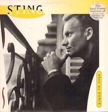 "Sting(12"" Vinyl P/S)When We Dance-A&M-580 861-1-UK-1994-Ex/Ex"