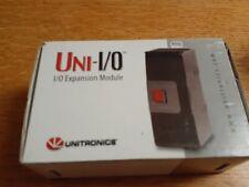 Unitronics UID-0808R Digital I/O 8 In. 8 Out Relais Ausgezeichneter Zustand
