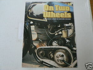 ON TWO WHEELS 14 JOHNNY CECOTTO,CHAINS,CHATER LEA BIKE,CHENEY CROSS,BANKS,MINI-B