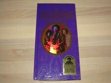 The Jimi Hendrix Experience 4 CD DVD BOX - SAME / 2005 PRESS in NEU SEALED